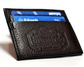 Credit Card Holder - Genuine Leather
