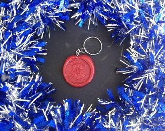 Wax Seal Keychain