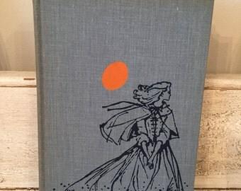 Vintage  Witch  of Blackbird Pond  1958