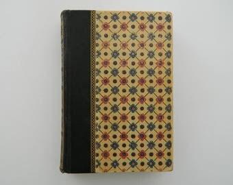 Pride and Prejudice by Jane Austen. Rare edition, circa 1940. Antique Book. Classic Literature.