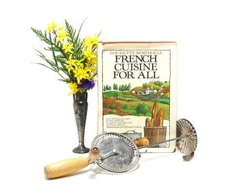 1980 French Cuisine For All Louisette Bertholle Mastering The Art Of French Cooking 500 Original Recipes France Le Repas