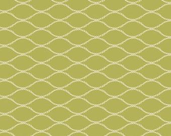 Art Gallery Fabrics - Saguaro Crest Olive - Sage - Bari J. - By The Yard