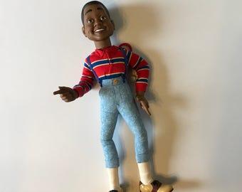 1991 Steve Urkel Talking Doll