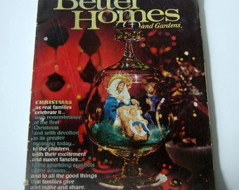 1962 December Issue Better Homes and Gardens