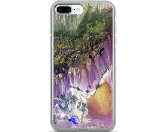 Bogda Mountains - iPhone Case Designed by Nature