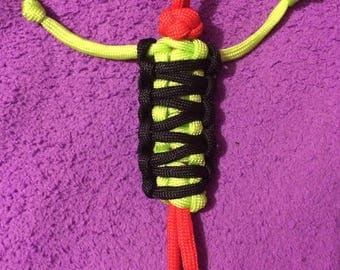 Paracord Comfort Makers/Worry Dolls/ Anxiety/Panic/ Fiddling Dolls