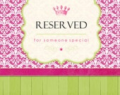 RESERVED FOR HAYLEY