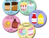 PERFECT PAIRS 2 Personalized stickers for Teachers