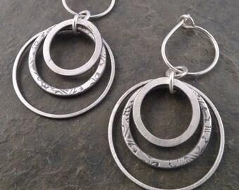 Amrita Earrings ~ Circle