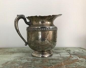 Vintage pitcher