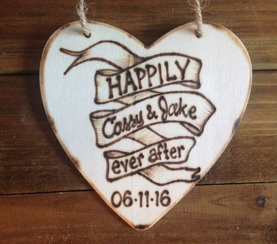Tattoo art ornament wedding gift happily ever after christmas for Gifts for tattoo artist