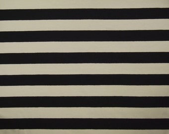 CAMPENO striped cotton jersey