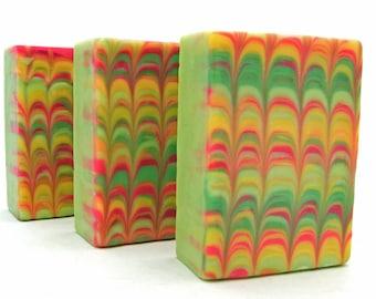 Summer Melon Handmade Artisan Soap