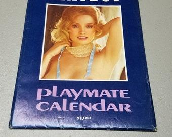 1974 PlayBoy PlayMate Calendar