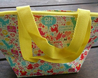 Disney Thermal Insulated Lunch Bag