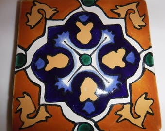 California tile Spanish vintage