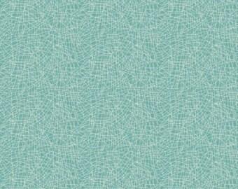 Ava Rose by Deena Rutter for Riley Blake Designs, Scratch Teal, SKU C5875, 1 yd
