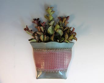 Hanging Wall Vase - Flower vase - Mail pocket