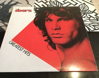 The Doors Greatiest Hits 1980 on Elektra Records Compilation of best