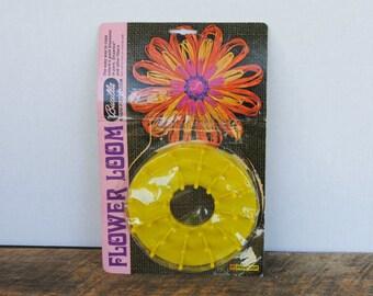 Vintage Bucilla Flower Loom