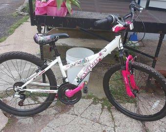 "Girls advigo love bike 24"""
