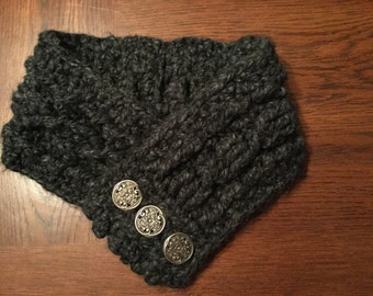 In stock! Crocheted Cowl