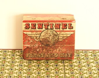 Sentinel Junior Ace First Aid Kit Tin