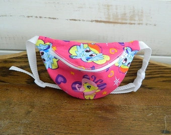 My Little Pony Fanny Pack - Hip Bag -  Children thru Adult Sizes