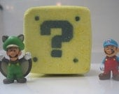 QUESTION MARK BOX - Bath bombs with Characters  Inside