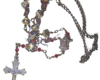 St. Joan of Arc Car Rosary