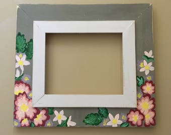 Handmade 8x10 Picture Frame