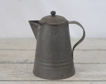 Antique Coffee Pot Etsy