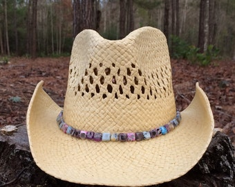 If Spring Were A Cowgirl Hat