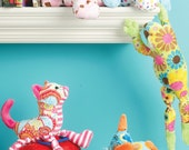New McCall's Craft Pattern M6485. Cute Toys