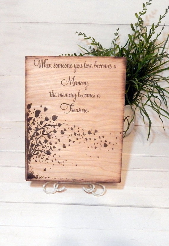 Personalized SignMemorial Sign Memorial Gift Sympathy Gift