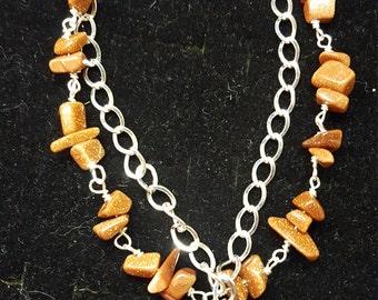 Fairie Sunstone Bracelet