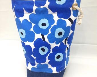 Marimekko Unikko Knitting Bag