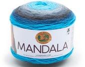 Lion Brand MANDALA Yarn - SPIRIT