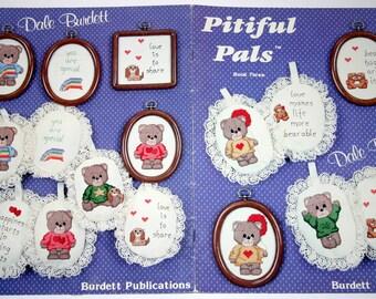Pitiful Pals in Miniature CCS Pattern Booklet