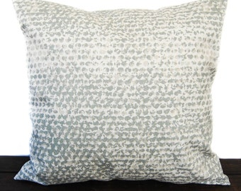 Pillow, Throw Pillow, Pillow Cover, Cushion, Decorative Pillow, gray tan white Clay Zoey