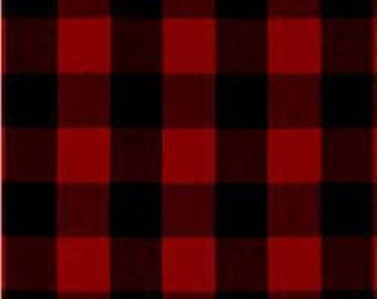 Buffalo Plaid Changing Pad Cover