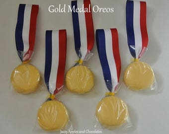 Gold Medal Oreos