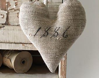 Large Primitive Heart~ 1863