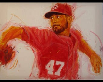 Gio Gonzalez Original (sold)