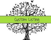 Custom Listing for agallagher1024