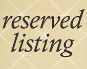 Reserved for Paula - The Bobbsey Twins Vintage children's book by Laura Lee Hope,