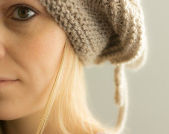 Convertible Slouchy Hat Cowl