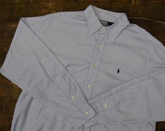Ralph Lauren Oxford Button Down Shirt