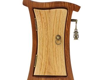 Rustic Fairy Door for Your Home and Garden