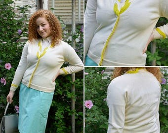 1960s Korrigan Sweater - Size M/L